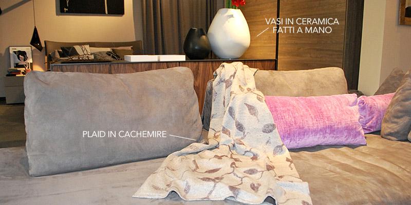Loov Design Modena - Plaid in cachemire