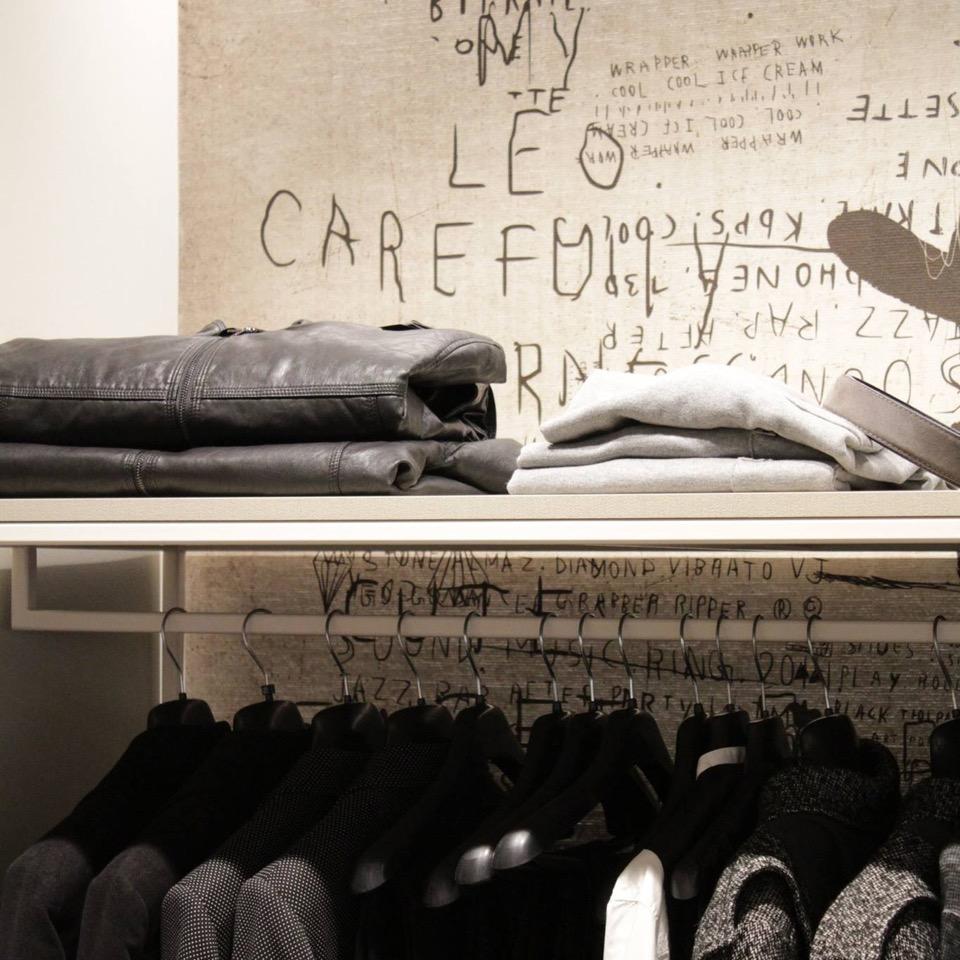 Loov - ristrutturazione negozio Bellucci a Modena