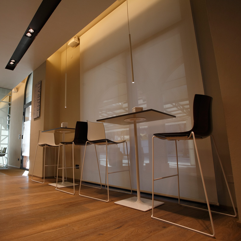Loov design modena - Progettazione Bar Centrale Formigine