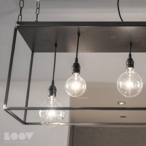 Renzo Serafini Luce - Loov Design Modena