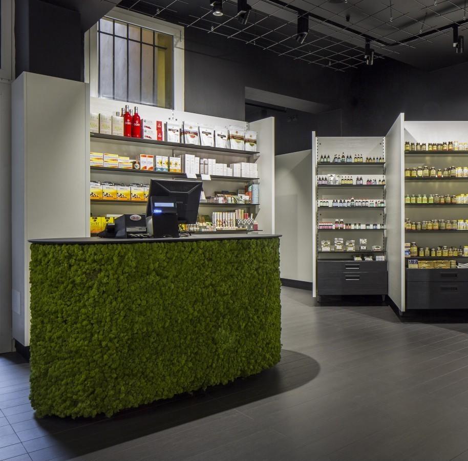 Loov Design e contract - Progettazione e realizzazione Farmacia