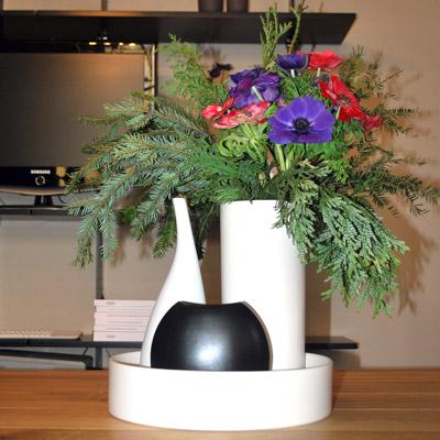 Loov Design Modena - Vasi in ceramica con interno smaltato, idea regalo Natale 2016
