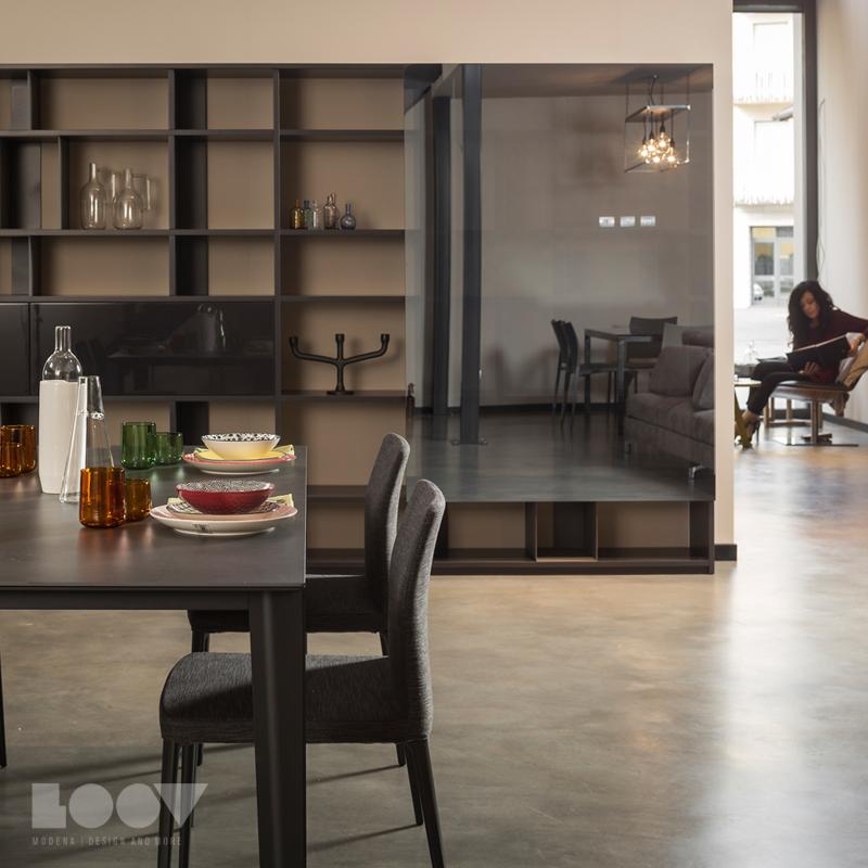Loov design and more negozio di arredamento a Modena | Lo showroom