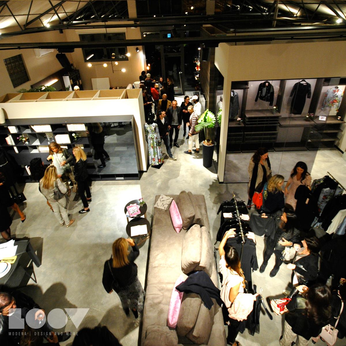 Da Loov Design a Modena, ecco il report di un evento di classe!